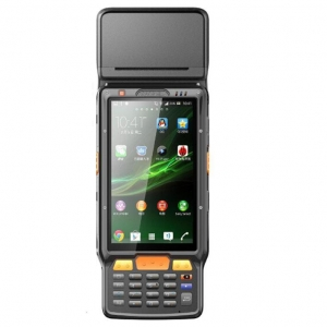 China Android Pos 5 inch android Pos terminal with GPS, WiFI,3G on sale