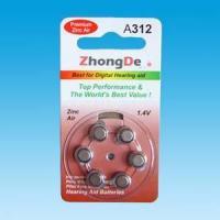 Battery Zinc-air battery A312