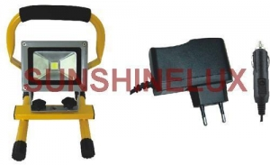 China SL1-4-5WA 5W Rechargeable LED Floodlight 5W Rechargeable cordless on sale