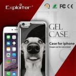 Exploiter custom cell phone case for iphone 6s 3d mobile case