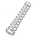 China High-temperature carbon steel large compression spring 1) on sale