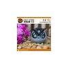 China GAB615 Mini Black Stone Owl Figurine for sale