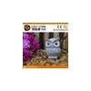China GAB616 Pink Granite Carving Owl Gift for sale