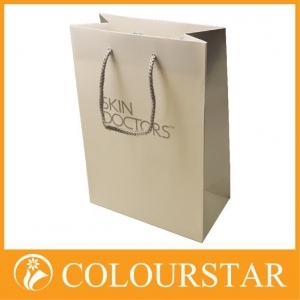 China gloss laminated paper bags Lamination Paper Packaging Bag on sale