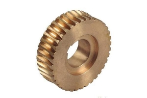 China Copper Worm Gear on sale