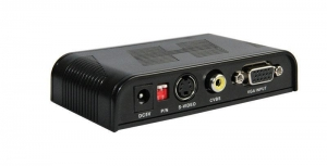 China PC to TV Converter-Composite & S-Video & VGA Loopthrough on sale
