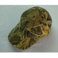 Outdoor Hunting Duck Shooting Caps Reed Brown Camo Caps for Hunter Cap