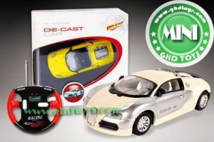 China ITEM NO.GHD96000 1:43 Metal Simulated RC Car on sale