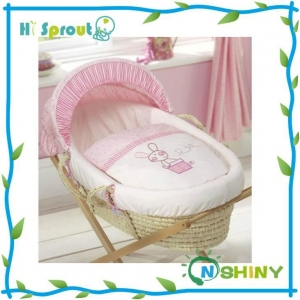 China Traveling Crib Babies Moses Basket on sale