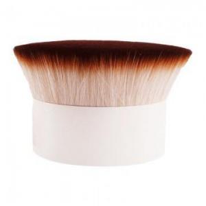 China Brown nylon synthetic hair brush knot shaving brush knot on sale
