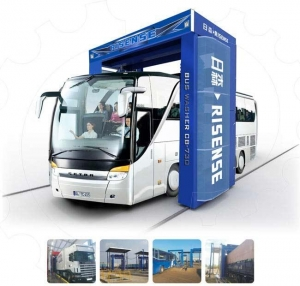 China Bus Wash System/Truck Wash System Automatic Bus and Truck Wash Machine on sale