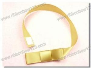 China Ribbon Bows one direction invitation ribbon bows on sale