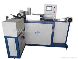 China spiral flexible aluminum duct making machine ATM-A300A on sale