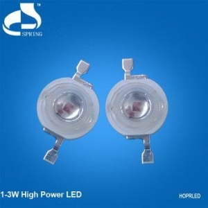 China Hot new products 3w red high power led 660nm on sale