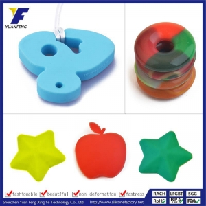 China China Manufacturer Silicone Pendant Power Balance Wholesale Food Grade Silicone Pendant Mold on sale