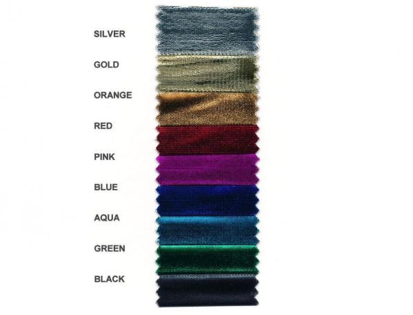 China Fancy Fabrics Code: FOIL