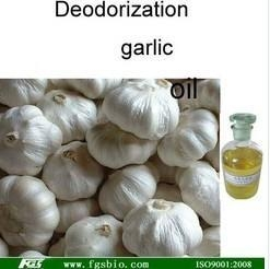 China Herb Ectracts Deodorized Garlic Oil on sale