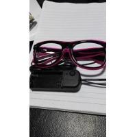 China el party glasses masks El Wire Glasses frame on sale