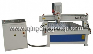 China Aluminium Composite Sheet Cutting CNC Wooden Router M1530C on sale