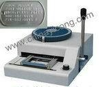 China YC-5000 dog tag manual embosser on sale