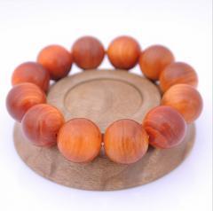 China Blood Long Mu beads on sale