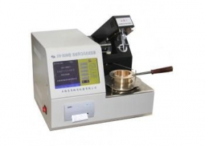 China SYD-3536A Automatic Cleveland Open-Cup Flash Point Tester on sale