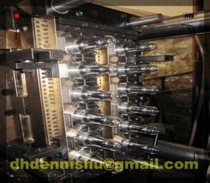China PET preform mould PET preform molding Item:ES-STA13 on sale