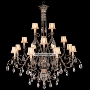 China Antique Iron Chandeliers SC59033 on sale