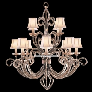 China Antique Iron Chandeliers SC59027 on sale