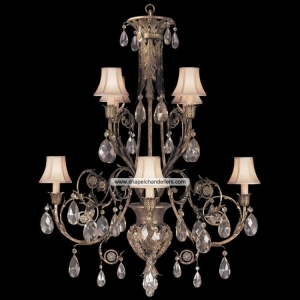 China Antique Iron Chandeliers SC59028 on sale