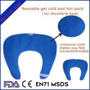China and personal care shoulder&back pain relief hot cold pack on sale
