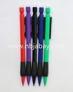 China Mechanical pencils with eraser topper on sale