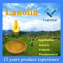 China Wholesale lanolin/lanolin anhydrous/High Effect Nourishing Lanolin Cream for Dry Skin Made in China on sale