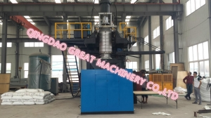 China 1000L blowing moulding machine Product Number:11191045518 on sale