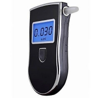 Portable Accurate Home Breath Alcohol Tester Testing Device Breathalyzer Test