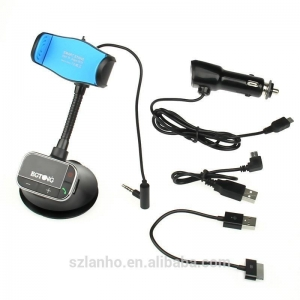 China Car Mount Holder USB Charger FM Transmitter MP3 Player Handsfree on sale