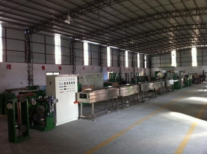 China Silicone rubber extruder line on sale