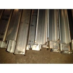 China stainless steel groove tube on sale