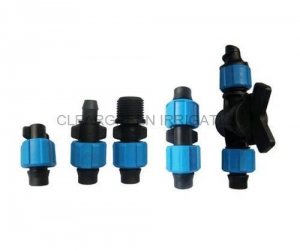 China Drip Tape Fittings on sale