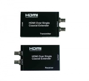 China HDMI Over Single Coax Extender 120M on sale