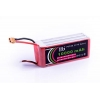 China Batteries Series 6S1P 22.2V 10000mAh 25C Lipo Battery for RC for sale