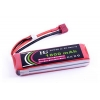 China Batteries Series HJ 7.4v 1800mah 25C Balance Plug T Connector Lithium Battery for sale
