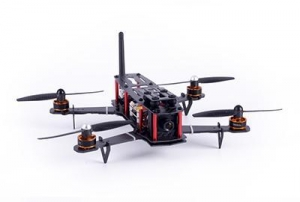 China RC Airplane Frame Kit DIY Drones FPV QAV250 Carbon Fiber Kit Frame with Remote on sale