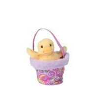 China plush cute yellow little duck in blanket stuffed animal toy on sale