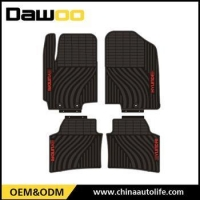 Used for Hyndai Accent 20111-2015 Custom car floor mat