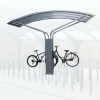 China manufacturer bike parking shelter for sale