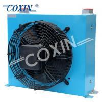 Electric Motor Air Oil Cooler AH1012T-C