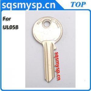China F417 steel Iron Universal UL058 U-3D UNL5P house key blanks suppliers on sale