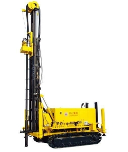 China KW20 Water Well Drilling Rig (Truck Mounted Type Optional) on sale