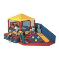 China Soft Play Equipment on sale